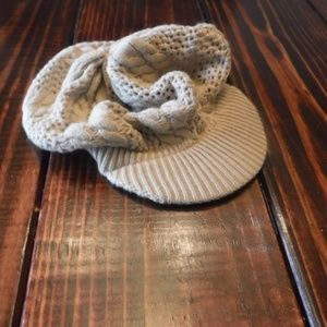 Cable Knitted hat